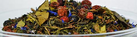 Zeleni čaj s aromom