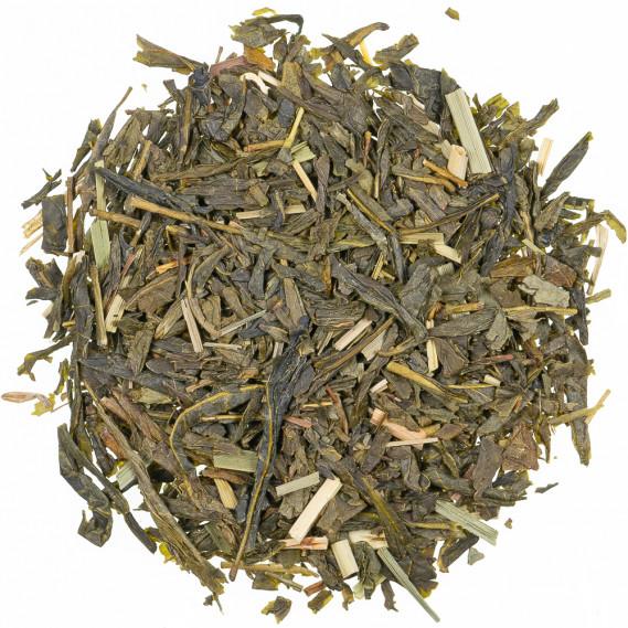 Zeleni čaj zelena limona