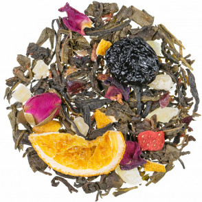 Zeleni čaj s aromom Afrički snovi