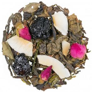 Zeleni čaj s aromom Japanska bijela trešnja