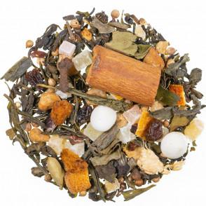 Zeleni čaj s aromom Panforte di Siena