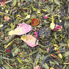 Zeleni čaj s aromom Sakura japanska trešnja