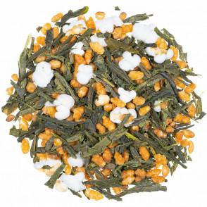 Zeleni čaj Genmaicha