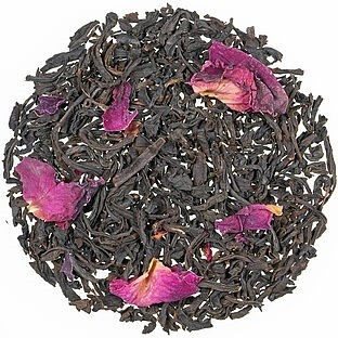 Crni čaj s aromom Crna Ruža