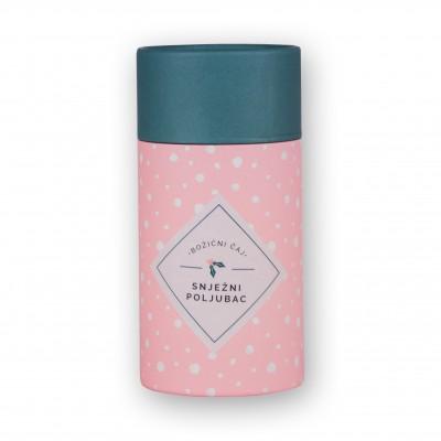 Voćni čaj Snježni poljubac-Božićno pakiranje (100g)