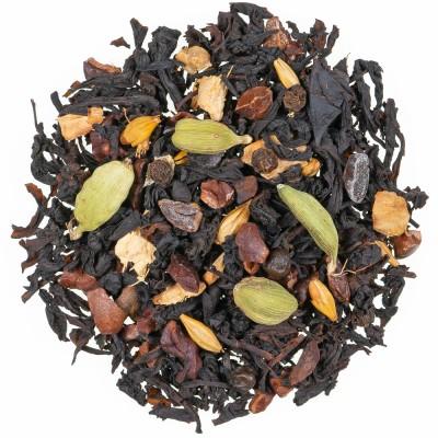Crni čaj s aromom Čokolada Inka