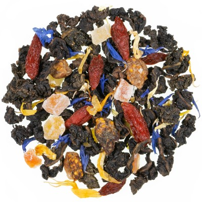 Oolong čaj Goji Breskva