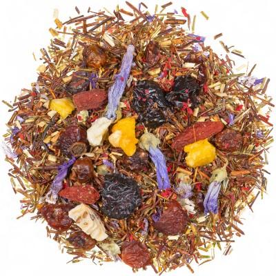 Rooibos čaj Goji bobice Brusnica