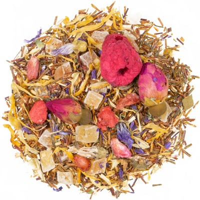 Rooibos čaj Malina Jagoda