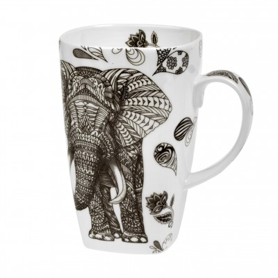 Šalica Black Elephant 0,6l