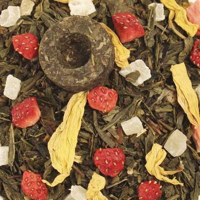 Zeleni čaj sa aromom 8 blaga iz Shaolin hrama