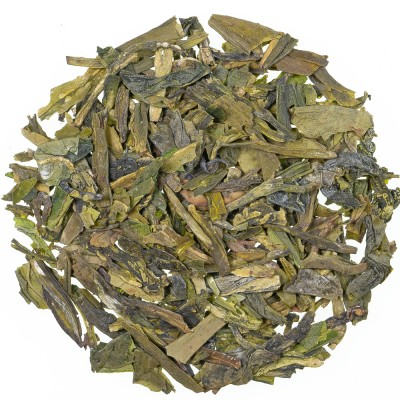 Zeleni čaj Lung Ching BIO