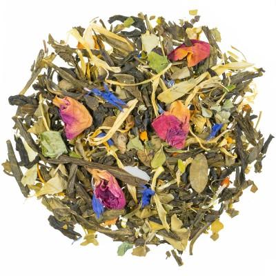 Zeleni čaj s aromom Zlatni Vrt